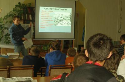 Проект «Просвещение» запущен в Азаровском детском доме